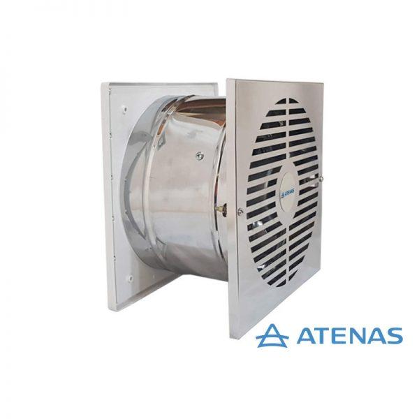 Extractor de Cocina 30 cm Acero Inoxidable - Atenas