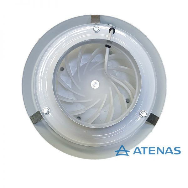 Extractor de Conducto 6″ (15 cm) - Atenas
