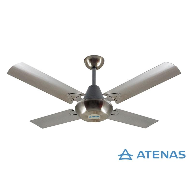 Ventilador de Techo Acero Inoxidable - Atenas