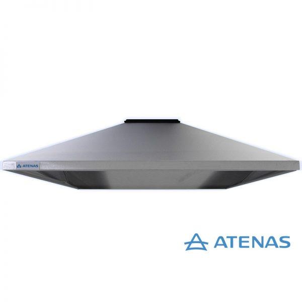 Campana de Cocina sin motor 100 cm Acero - Atenas