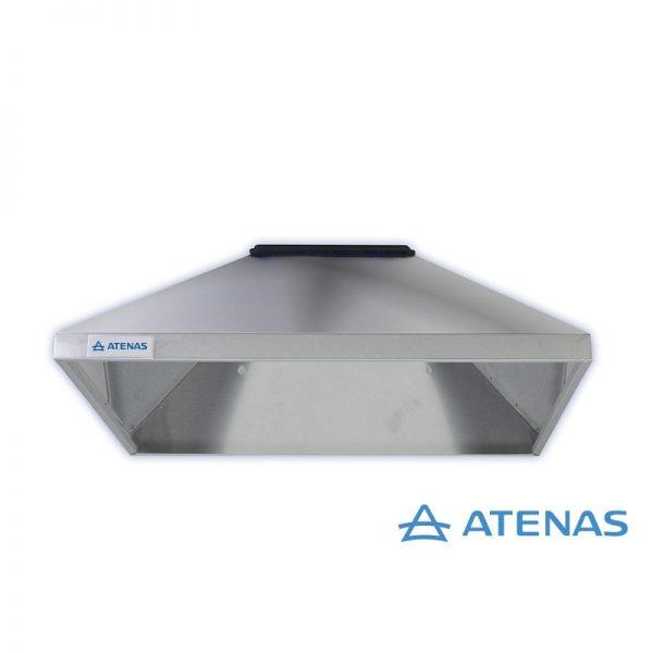 Campana de Cocina sin motor 70 cm Acero - Atenas