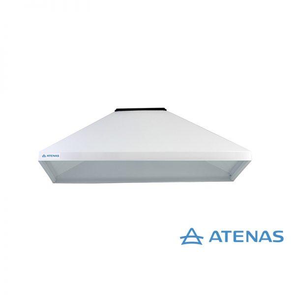 Campana de Cocina sin motor 70 cm Blanca - Atenas