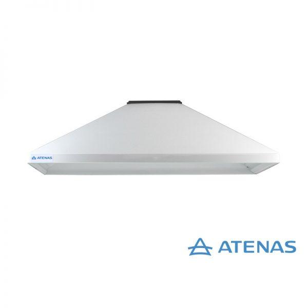 Campana de Cocina sin motor 80 cm Blanca - Atenas