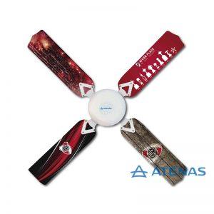 Ventilador de Techo de River Plate - Atenas