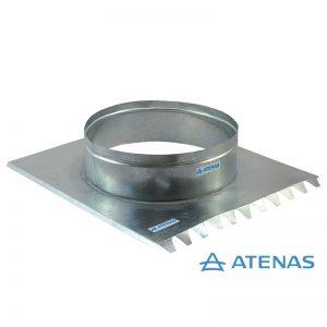 """Base para Extractor Eólico 24"""" (60 cm) - Atenas"""