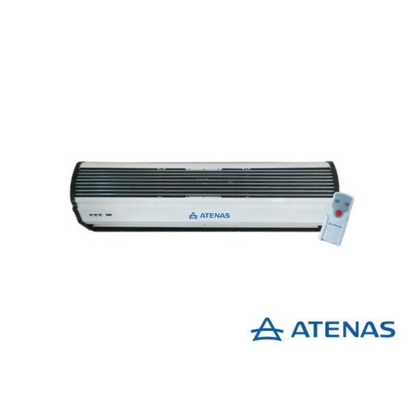 Cortina de Aire con Control Remoto de 90 cm - Envío Gratis - Atenas