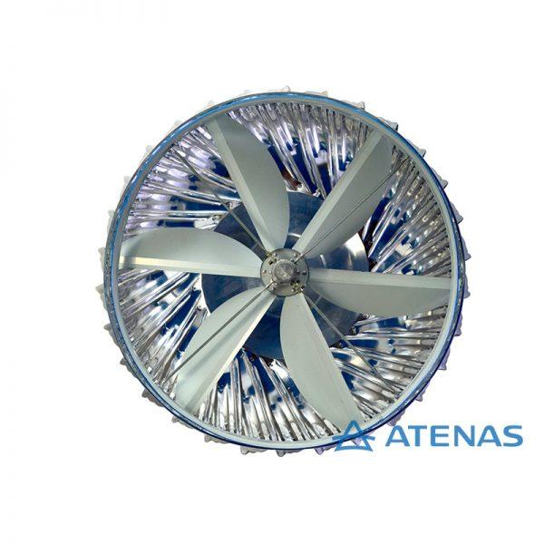"""Extractor Eólico de 24"""" (60 cm) - Atenas"""