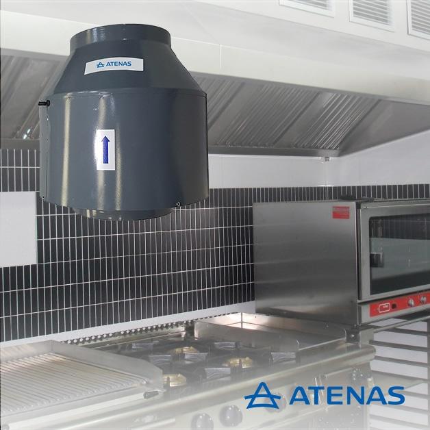 Extractores de Aire para Entre Caño - Atenas