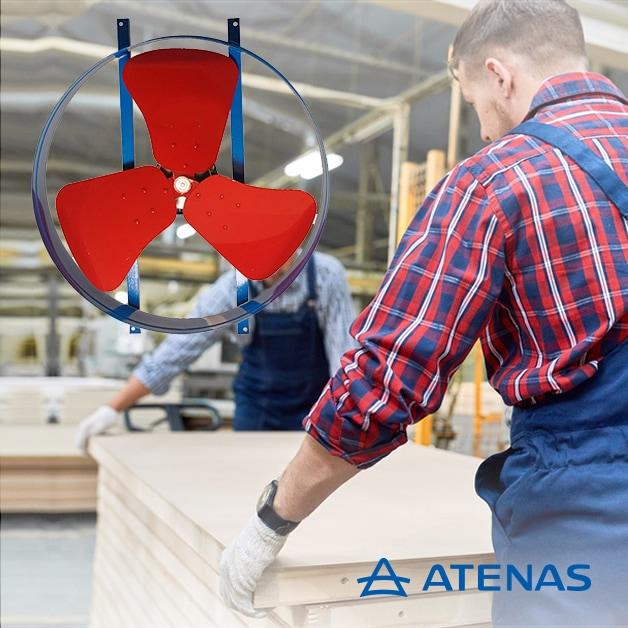 Extractores Helicoidales - Atenas