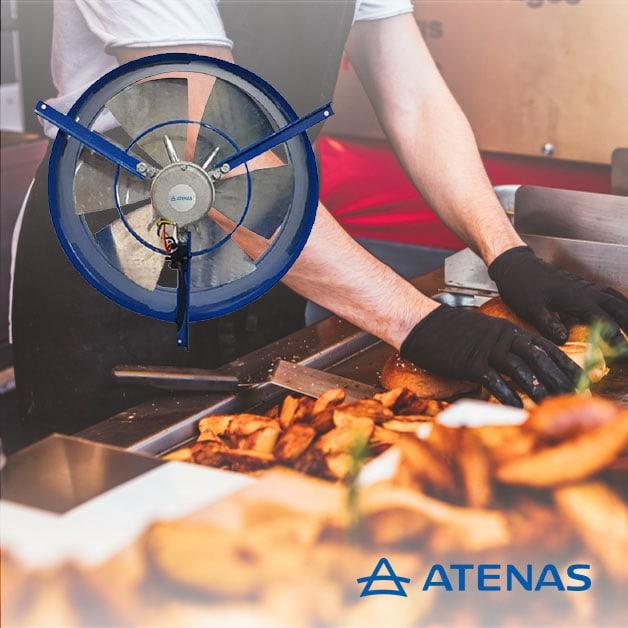 Extractores Helicoidales Economicos - Atenas