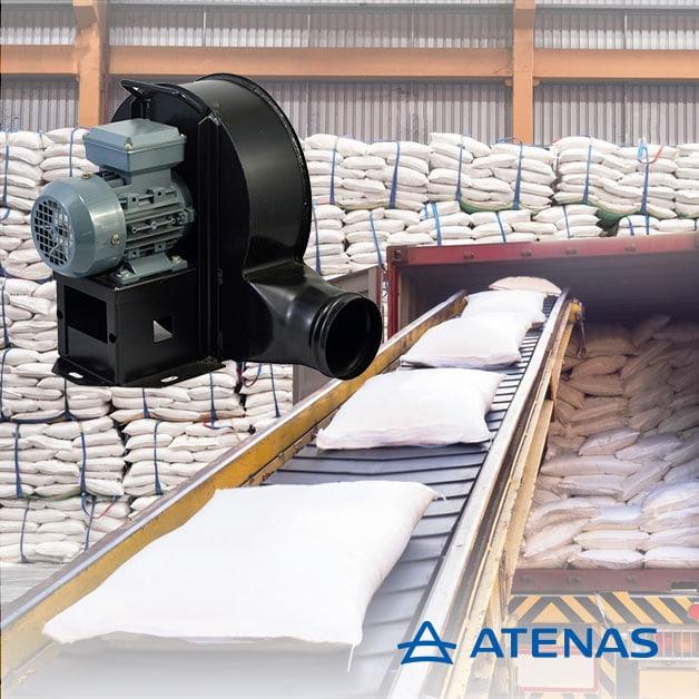 Sopladores e Inyectores de Aire - Atenas