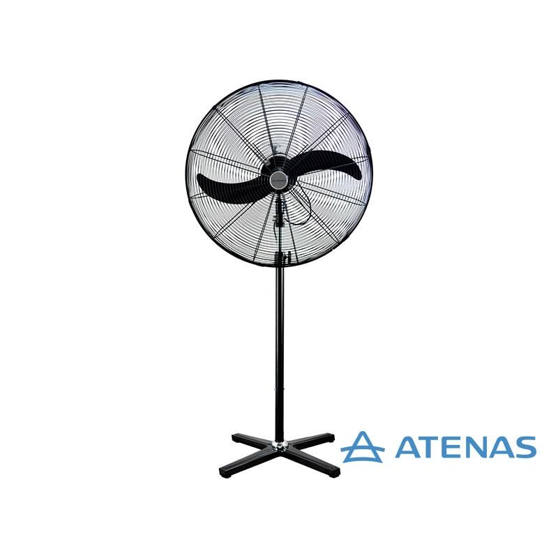 """Ventilador Industrial de Pie 26"""" (65 cm) Oscilante 220v - Motor Czerweny"""