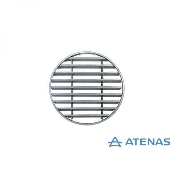 Persiana para Extractor Industrial 35 cm Fija - Atenas