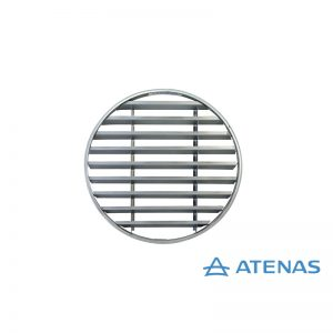 Persiana para Extractor Industrial 40 cm Fija - Atenas