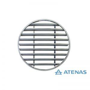 Persiana para Extractor Industrial 50 cm Fija - Atenas