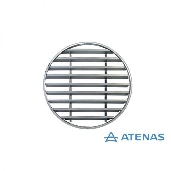 Persiana para Extractor Industrial 60 cm Fija - Atenas
