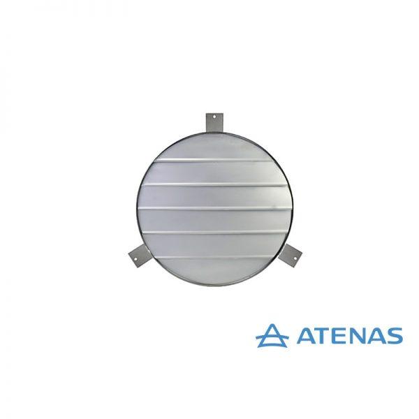Persiana para Extractor Industrial 35 cm Móvil - Atenas