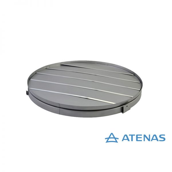 Persiana para Extractor Industrial 60 cm Móvil - Atenas