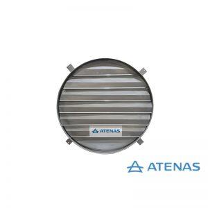 Persiana para Extractor Industrial 70 cm Móvil - Atenas