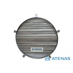 Persiana para Extractor Industrial 90 cm Móvil - Atenas
