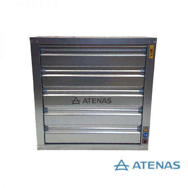 Extractor de Aire Avicola Porcino Industrial 140 cm 2 Años de Gtia | Atenas