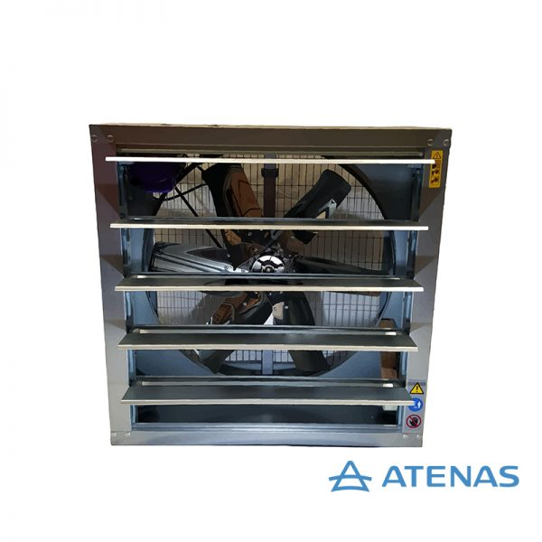 Extractor Industrial 110 cm de Diámetro 2 Años de Garantía | Atenas