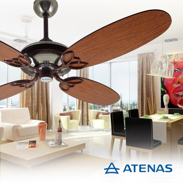 Ventilador de Techo de Lujo - Atenas