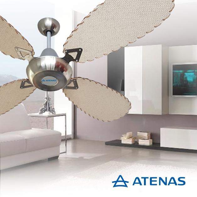 Ventilador de Techo Premium - Atenas