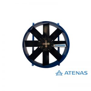 Extractor Axial 40 cm 380v 1400rpm - Atenas