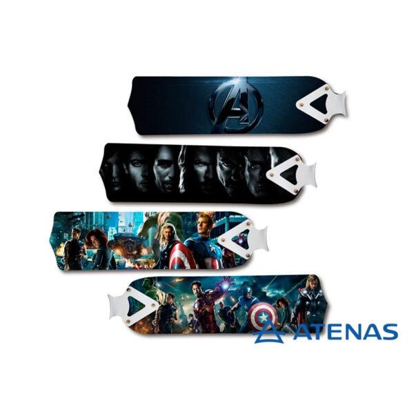 Ventilador de Techo con Diseño de Los Vengadores - Envío Gratis - Atenas