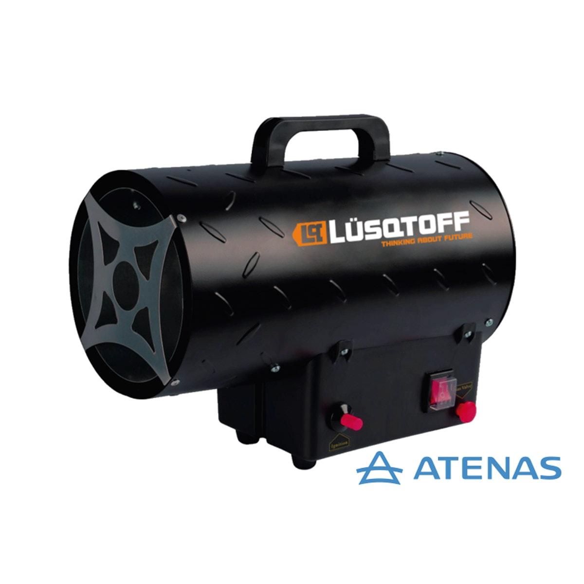 Mini Calefactor Cañon a Gas 13000 Calorías Lusqtoff HTBGA-15A