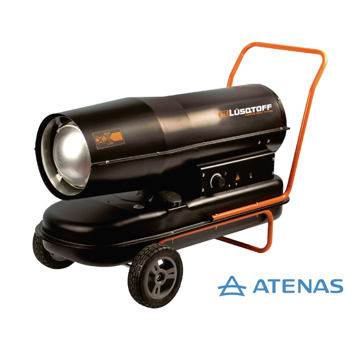 Calefactor Industrial Cañon a Kerosene / Gasoil Lusqtoff HTBGO-30A - Atenas